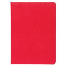 Ежедневник недатированный AMAZONIA, A5, 288 стр. красный
