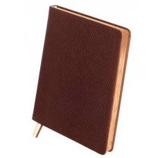 Ежедневник недатированный AMAZONIA, A5, 288 стр. коричневый