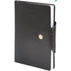 Ежедневник недатированный BUSINESS, A5, 288 стр. черный