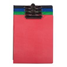 Клипборд-папка А4, PVC, зеленый