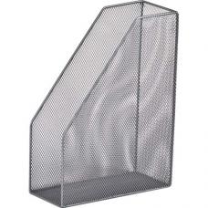 Лоток вертикальный 80x230x300мм, металлический, серебро
