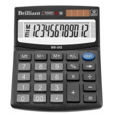 Калькулятор BS-212 12р, 2-пит.