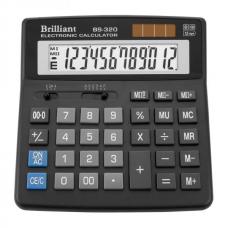Калькулятор BS-320  12р, 2-пит