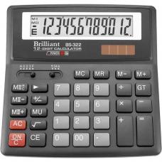 Калькулятор BS-322  12р, 2-пит