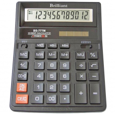 Калькулятор BS-777М 12р, 2-пит