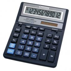Калькулятор SDC-888 ХBL 12разр, синий