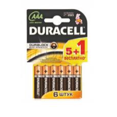 Элемент питания (батарейка) DURACELL LR3 (АAA)