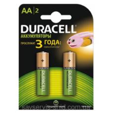 """Акумулятор AA """"Duracell"""" 1300 mAh"""